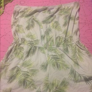 Cute romper- forever 21 - size Large
